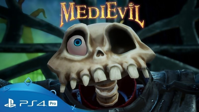 MediEvil is back! Watch the trailer now