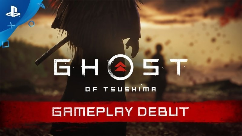 E3 2018 - Trailer de gameplay de Ghost of Tsushima
