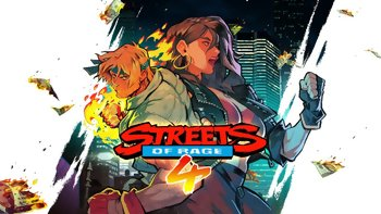 Streets of Rage is Back with the fourth episode