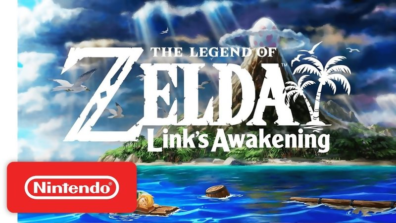 Nintendo revealed The Legend of Zelda: Link's Awakening on Switch