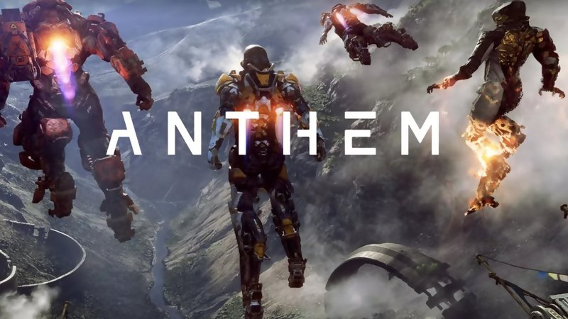 Anthem : Les configurations PC