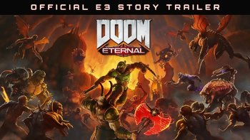 E3 2019 - Doom Eternal: Gameplay and release date