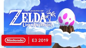 E3 2019 - The Legend of Zelda: Link's Awakening - Gameplay and release date