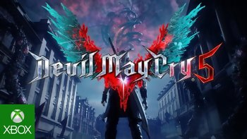 E3 2018 - Capcom confirme Devil May Cry 5