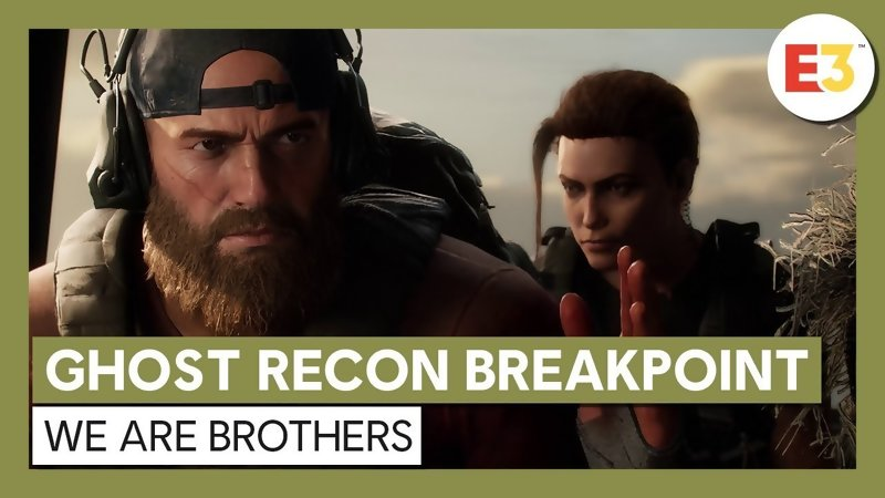 E3 2019 - New trailer for Tom Clancy's Ghost Recon Breakpoint