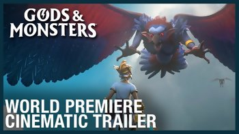 E3 2019 – Announcement of Gods and Monsters