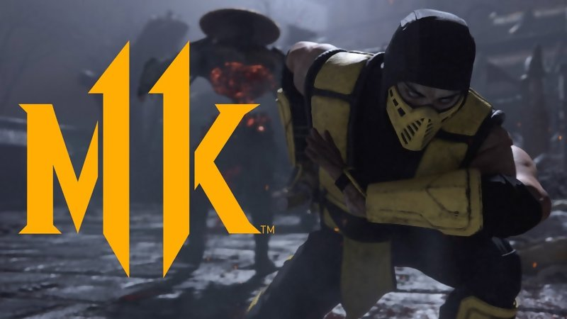 Mortal Kombat 11 first trailer