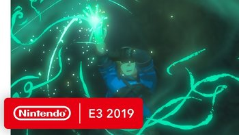 E3 2019 - The Legend of Zelda: Breath of the Wild 2 annoncé
