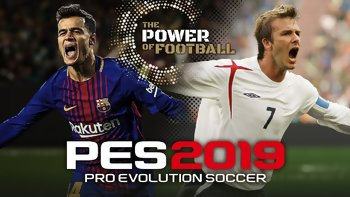 Pro Evolution Soccer 2019 - New trailer and release date