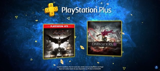 PlayStation Plus: Free games for September 2019