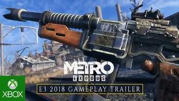 E3 2018 - Metro Exodus: Gameplay and release date