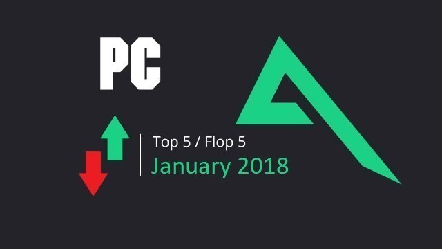 Top 5 and Flop 5 PC games released in January 2018