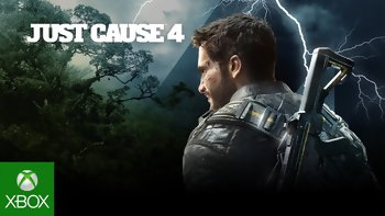 E3 2018 - Just Cause 4: Trailer and release date