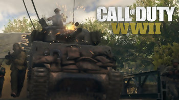 Call of Duty WWII - Trailer et infos