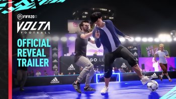 E3 2019 – FIFA 20 Official reveal trailer