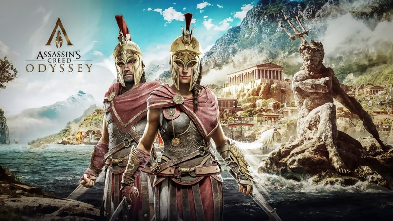 Assassin's Creed Odyssey: The PC specs