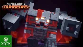 E3 2019 - Minecraft Dungeons planned for 2020