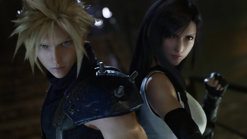 E3 2019 - Final Fantasy VII Remake: Gameplay and release date