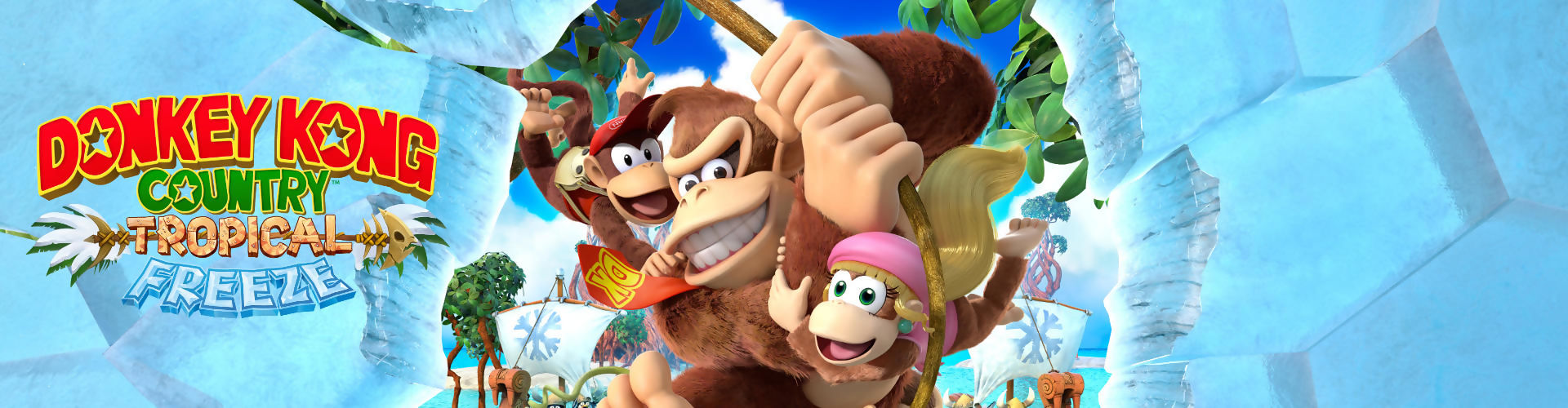 Check out the average score of Donkey Kong Country: Tropical Freeze