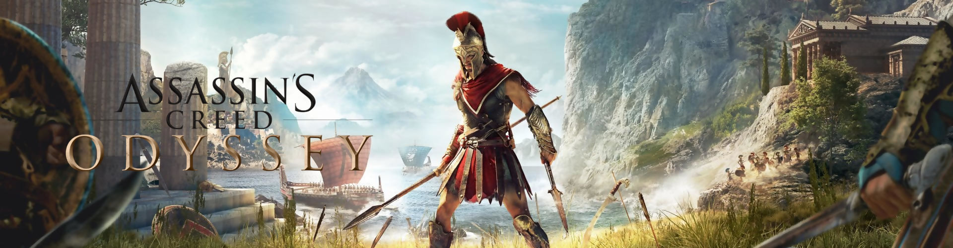 Check out all the Assassin's Creed Odyssey reviews