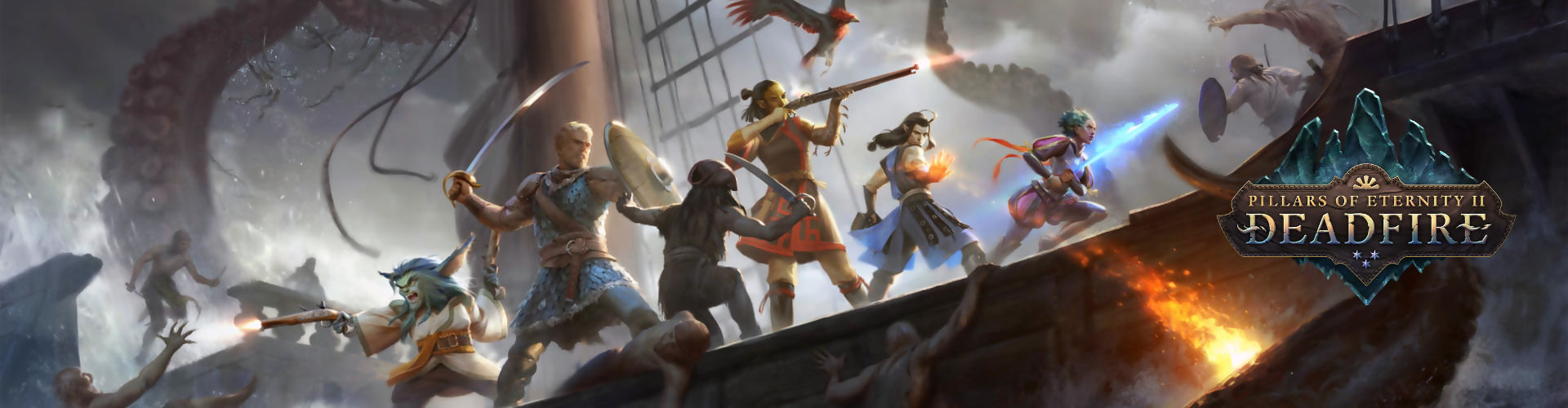 Check out all the reviews of Pillars of Eternity 2: Deadfire