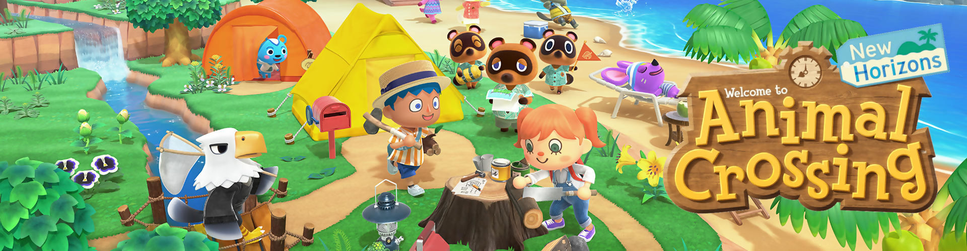 Animal Crossing: New Horizons reviews are here