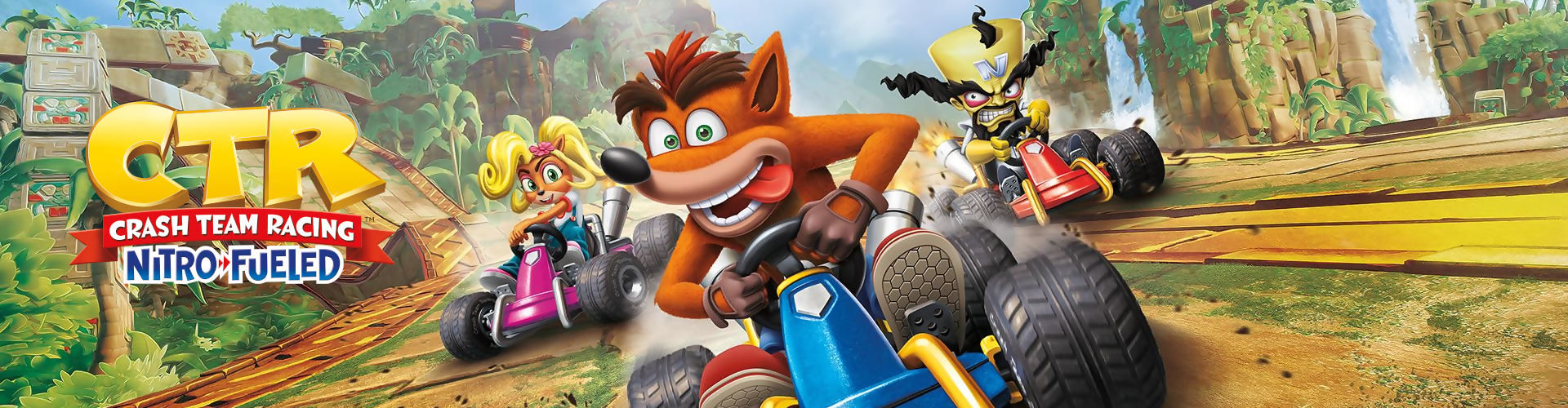 Crash Team Racing Nitro-Fueled - All the reviews and the European average score