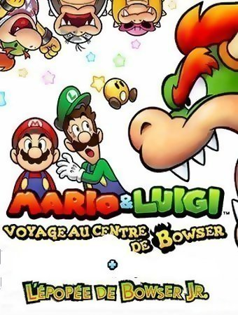 Selyga Mario And Luigi Bowser S Inside Story Bowser